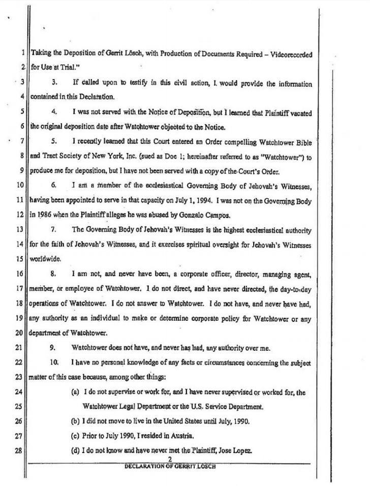 Erklärung Gerrit Lösch Jose Lopez Seite 2